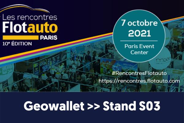 Salon professionnel Flotauto, Paris, 7 octobre 2021